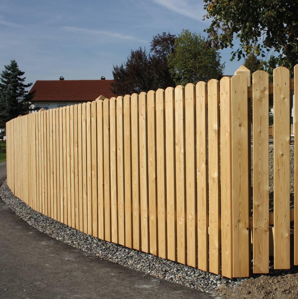 Sichtschutz Zaune Holzland Gattermann